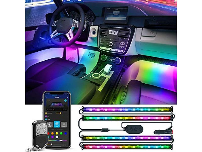 Govee RGBIC Interior Lights with Smart App Control