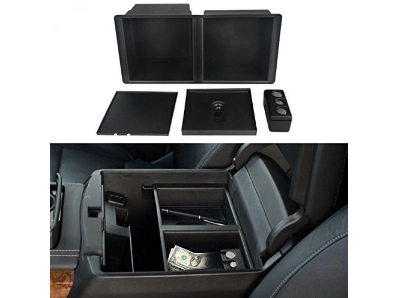 VANJING Compatible with Center Console Organizer Tray