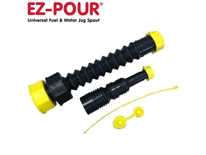 EZ-POUR Gas Can Universal Replacement Spout Kit