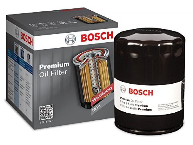 Bosch Premium FILTECH Oil Filter - 3323