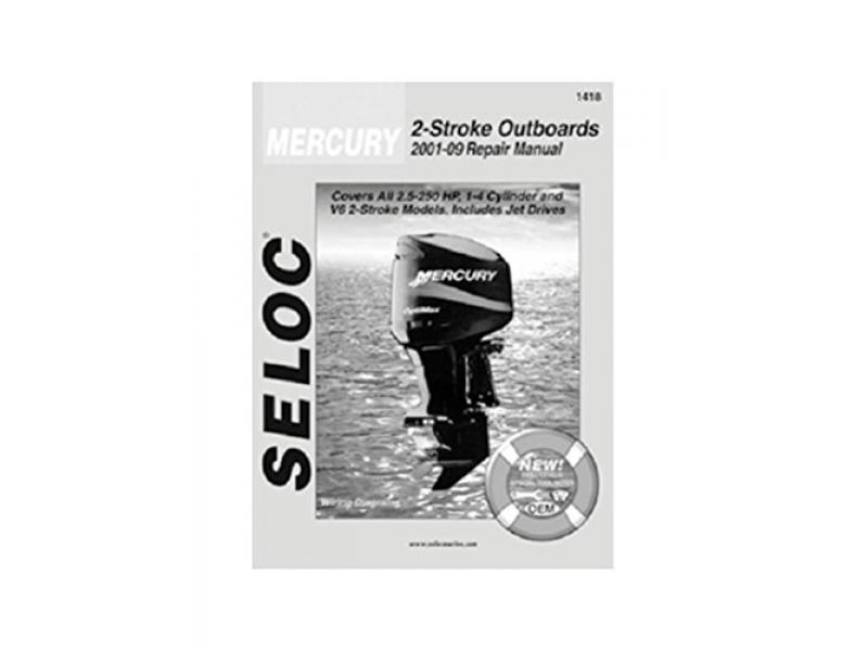 Mercury Engine Repair and Maintenance Manual