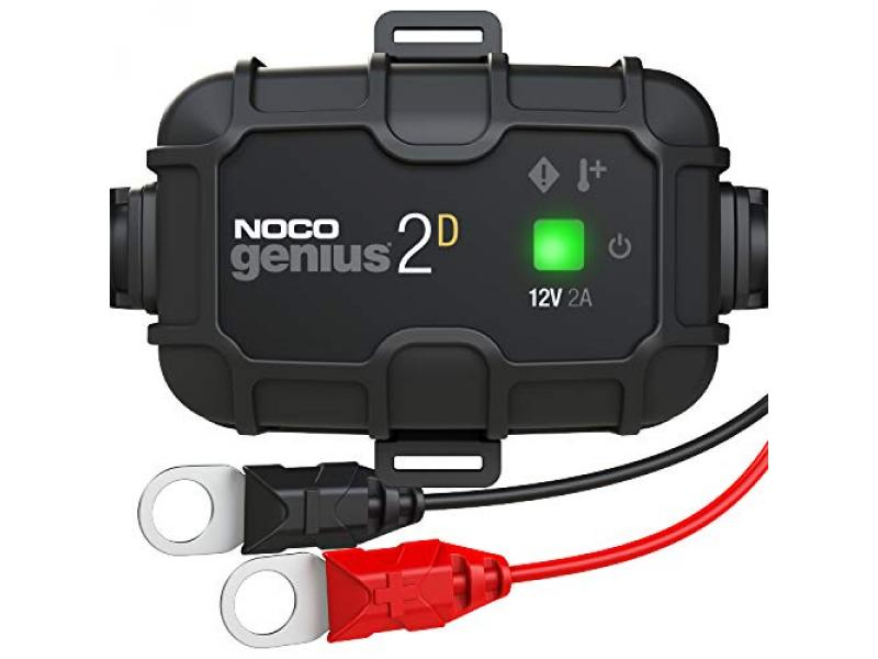 NOCO GENIUS2D, 2-Amp Direct-Mount Onboard Charger