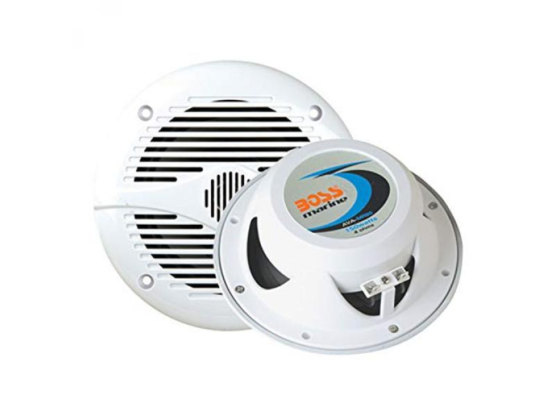 BOSS Audio Systems Marine MR50W 150 Watt Per Pair