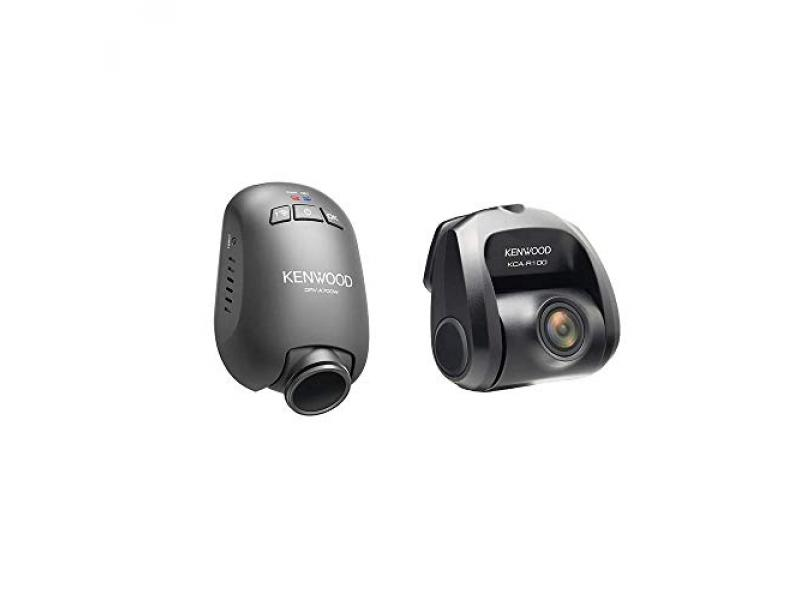 HD Dual Dash Cam with Front & Rear View Recording