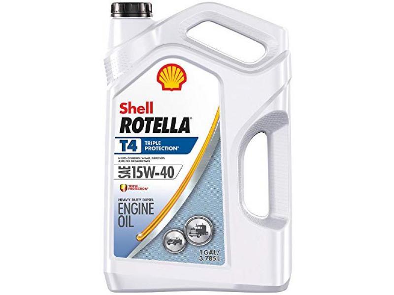 Shell Rotella 15W40 Motor Oil (Gallon)