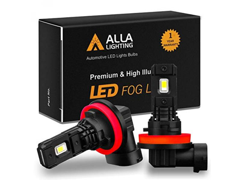 Alla Lighting Xtremely Super Bright LED Lights Bulbs