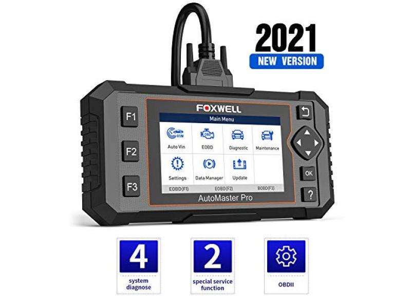 FOXWELL NT614 Elite OBD2 Scanner