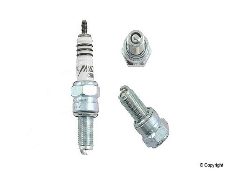 4 New NGK IRIDIUM IX Spark Plug