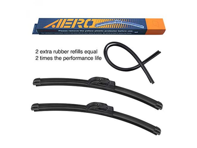 OEM Quality Premium All-Season Windshield Wiper Blades