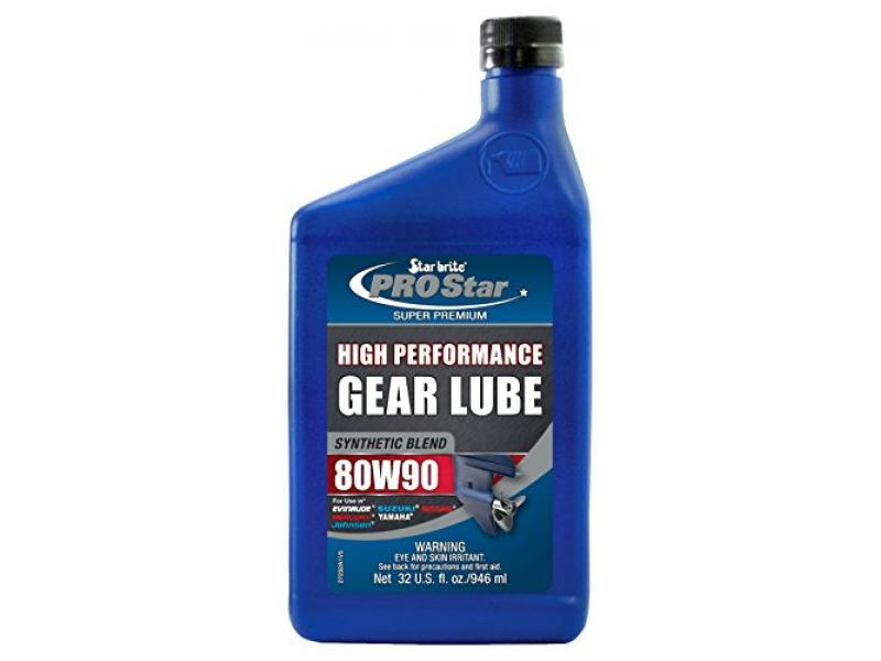 Star brite Synthetic Blend Lower Unit Gear Lube