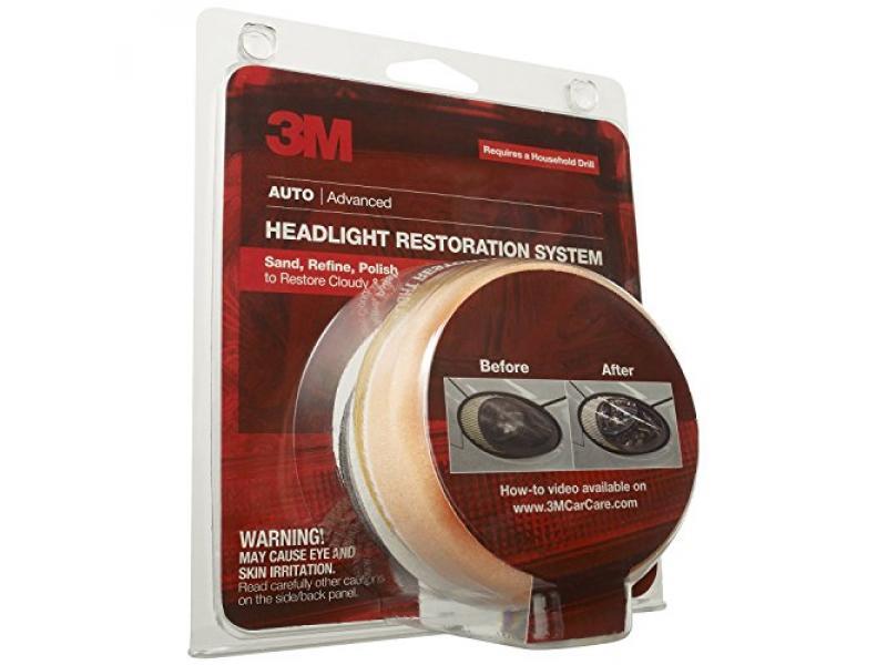 Headlight Lens Restoration System 2-Pack