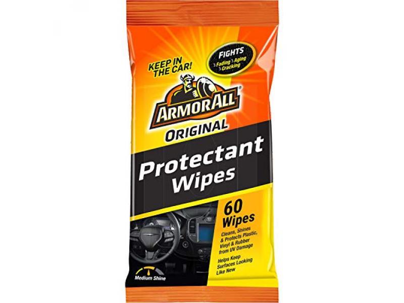 Armor All Original Protectant Wipes - Interior Cleaner