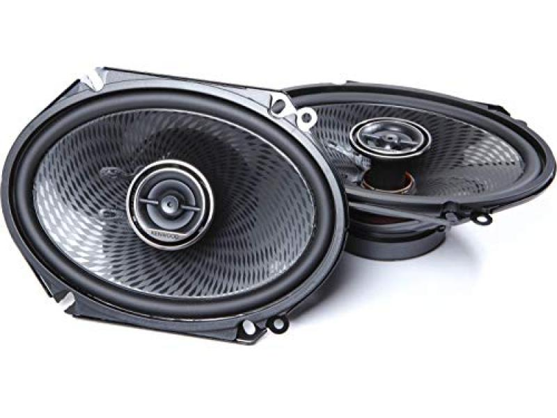 2 Way Car Speakers (Pair)