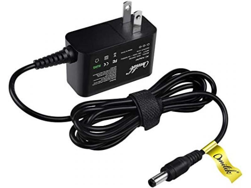 Omilik 6FT Long AC DC Adapter Charger