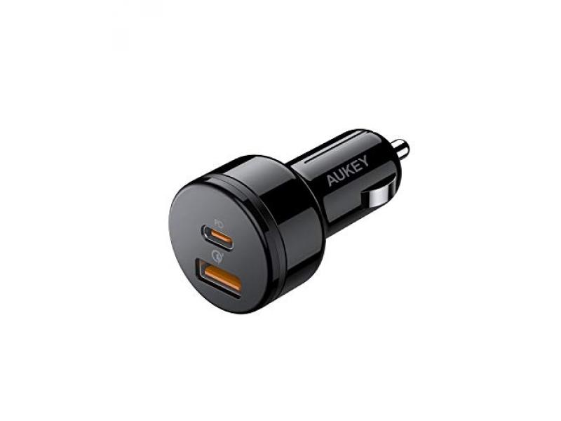 AUKEY 36W USB C Charger with 30W PD Charger Adapter