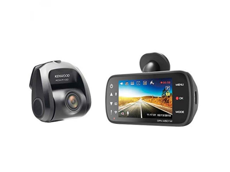 HD Dashcam with Wi-Fi