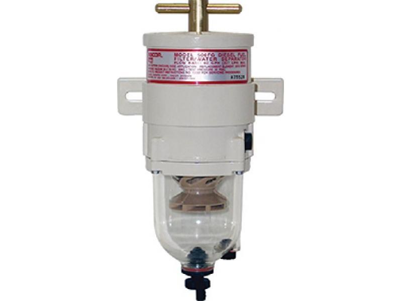 Racor Fuel Filter Clear Bowl Turbine