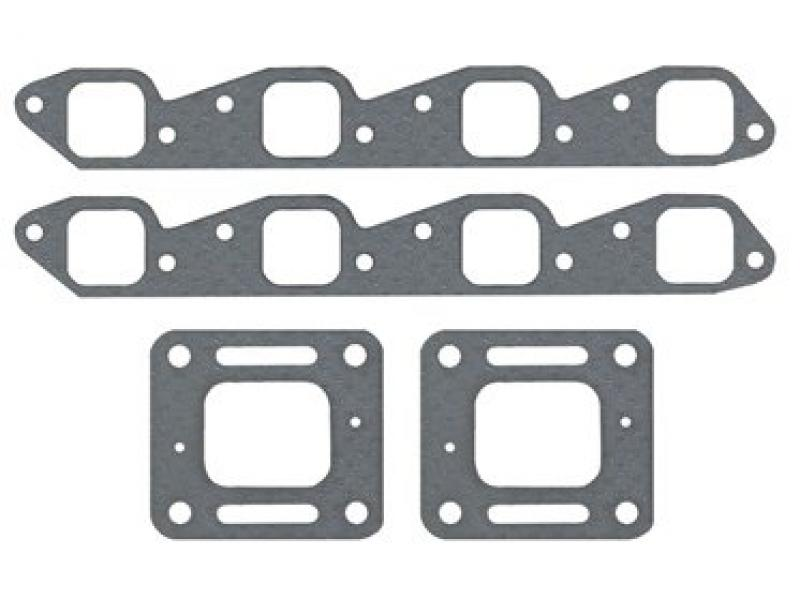 EXHAUST GASKET SET | GLM Part Number: 39890; Sierra Part Number: 18-4348