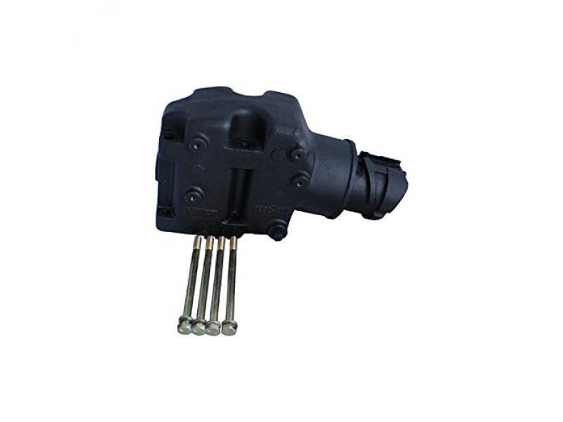 Aluminum Exhaust Riser 4.3L / 262CI to 5.7L / 350CI Mercruiser Style