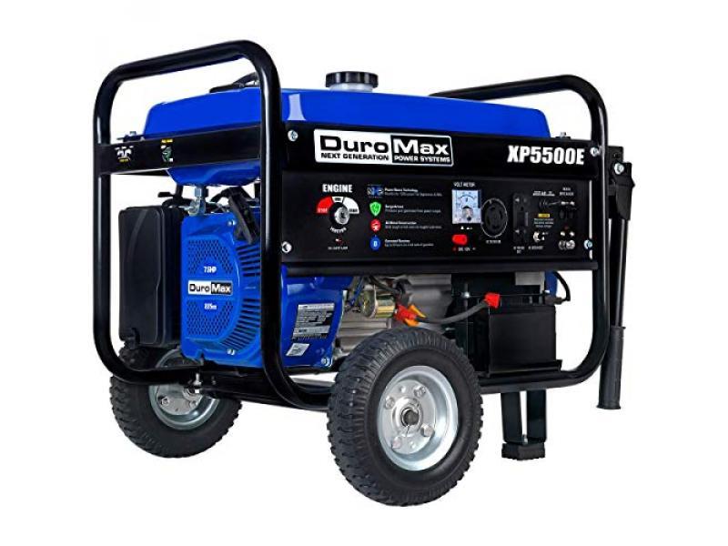 Gas Powered Portable Generator-5500 Watt