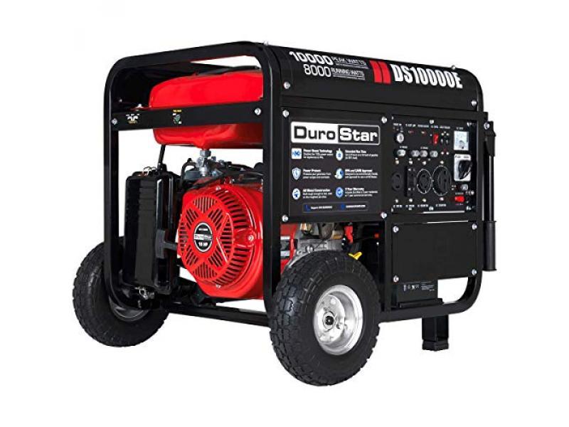 Gas Powered Portable Generator-10000 Watt