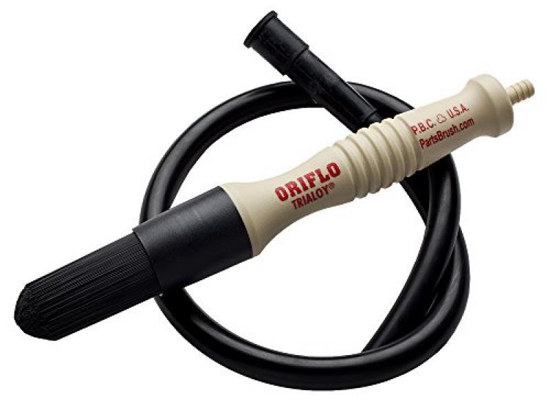 Oriflo With Hose (OR101H) Flow-Thru Parts Washer Brush