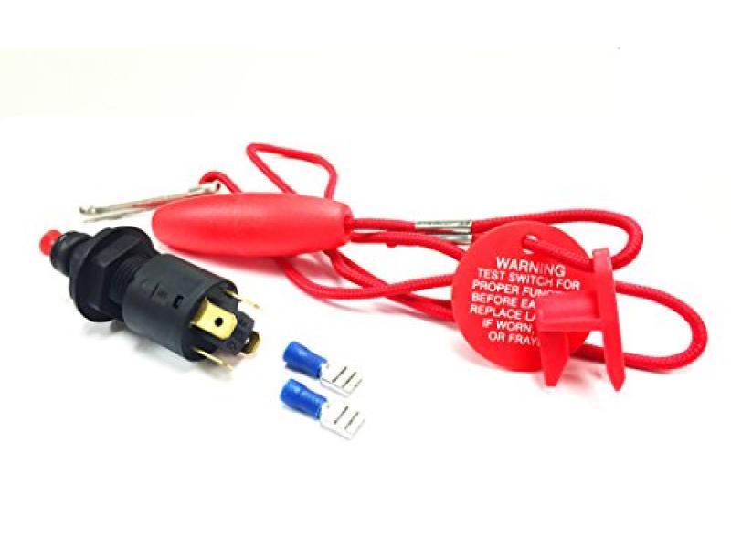 Sierra International MP40960, Emergency Cut-Off Switch