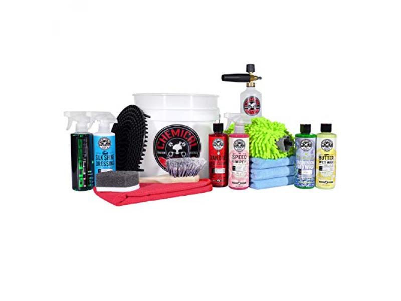 16-Piece Arsenal Builder Cleaning Kit