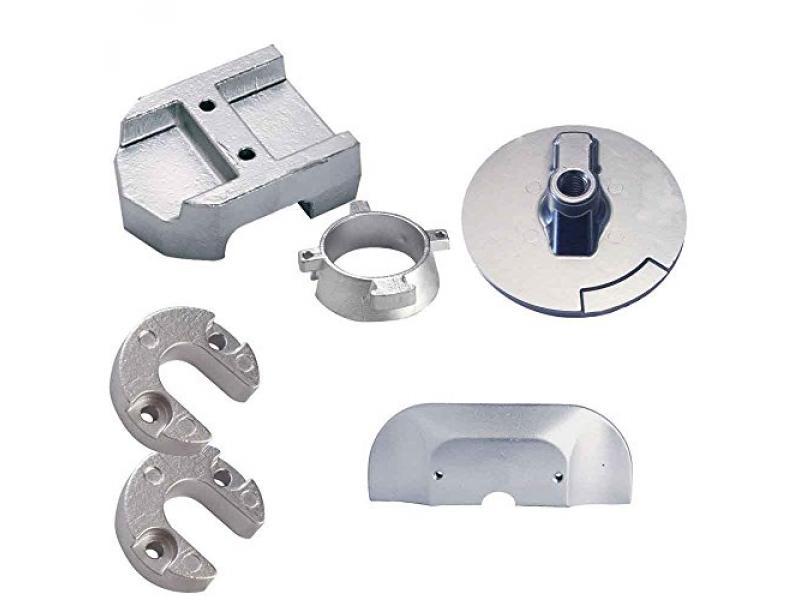 Mercruiser Alpha 1/Gen 2 Zinc Anode Kit WSM Part# 455-20801