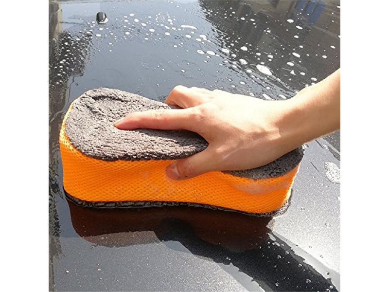 Liaozy888 Cellulose Large-Use Sponge