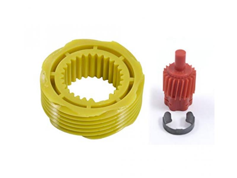 7 Tooth and Red 21 Tooth Speedometer Drive Gears