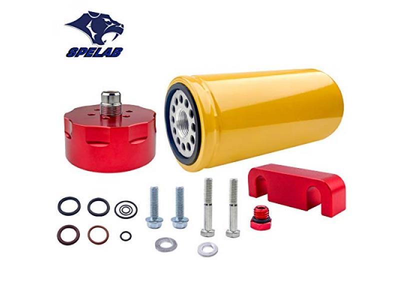 SPELAB 1R-0750 Diesel Fuel Filter & Adapter Kit
