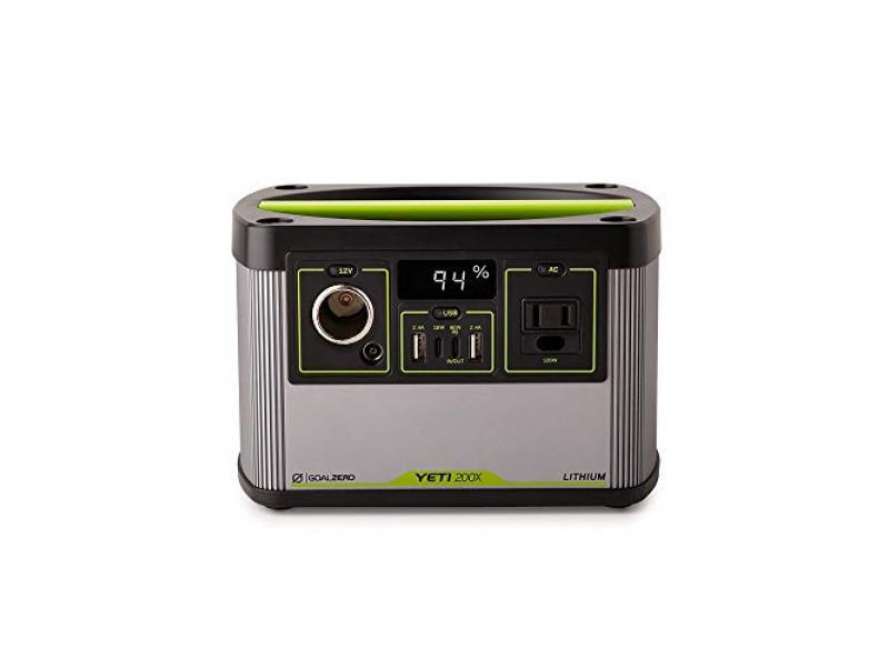 Goal Zero Yeti 200X Lithium Portable Power Station