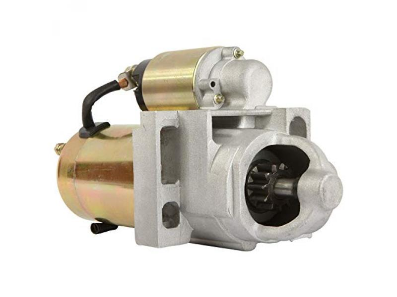 DB Electrical SDR0086 Starter Compatible With/Replacement