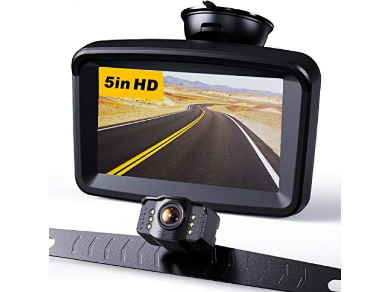 Xroose Backup Camera with 5
