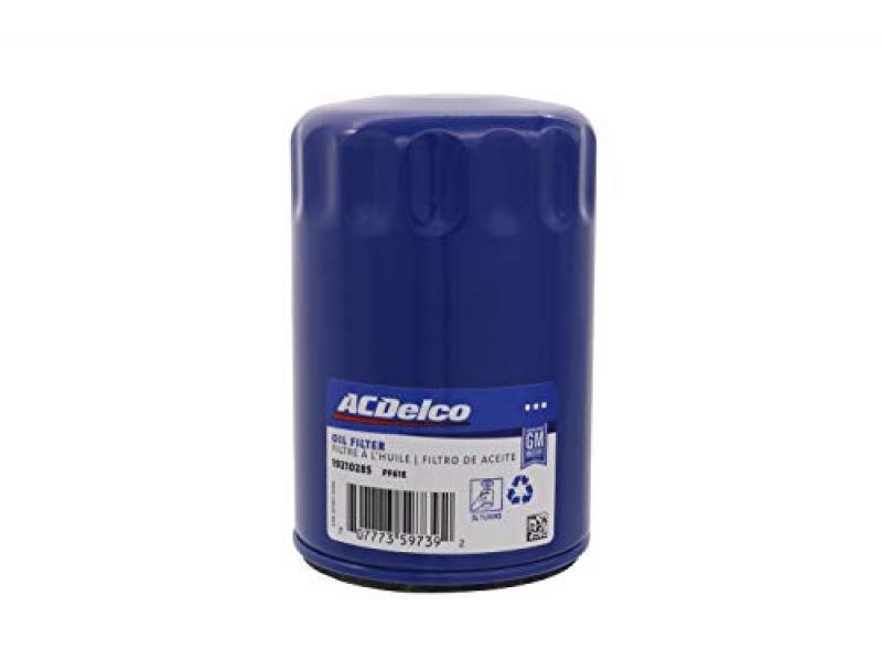 ACDelco-19210285 GM Original Equipment PF61E Engine Oil Filter