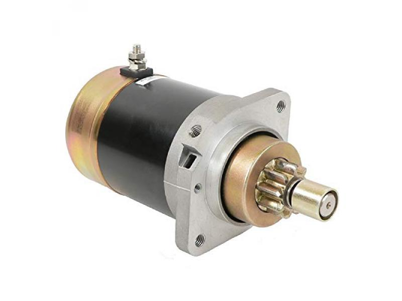 DB Electrical 410-44141 Starter Compatible With/Replacement For Nissan Outboard Tohatsu