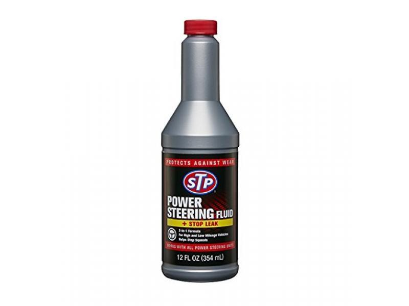 STP 17925 Power Steering Fluid & Stop Leak