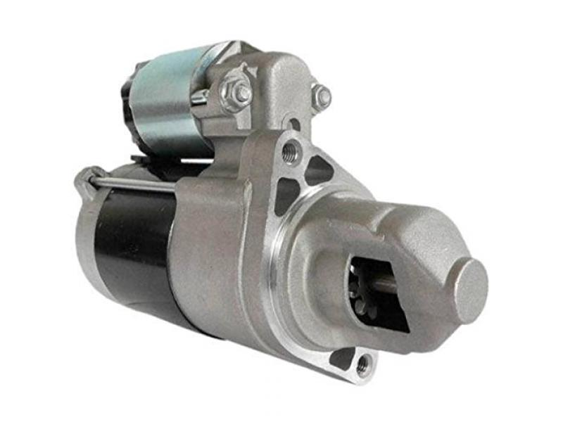 Rareelectrical NEW STARTER MOTOR COMPATIBLE WITH JOHN DEERE 647A