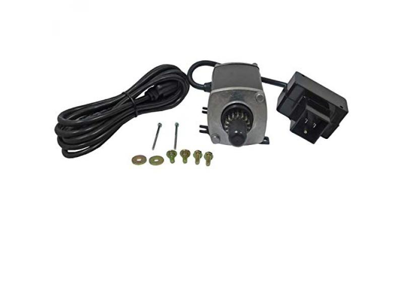 New 120V Electric Starter Replacement For TECUMSEH