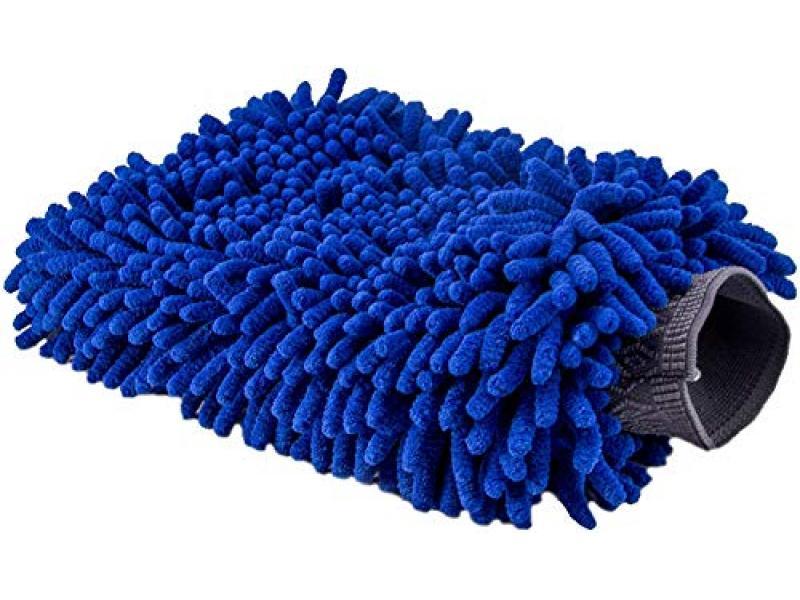 Relentless Drive Car Wash Mitt & Works