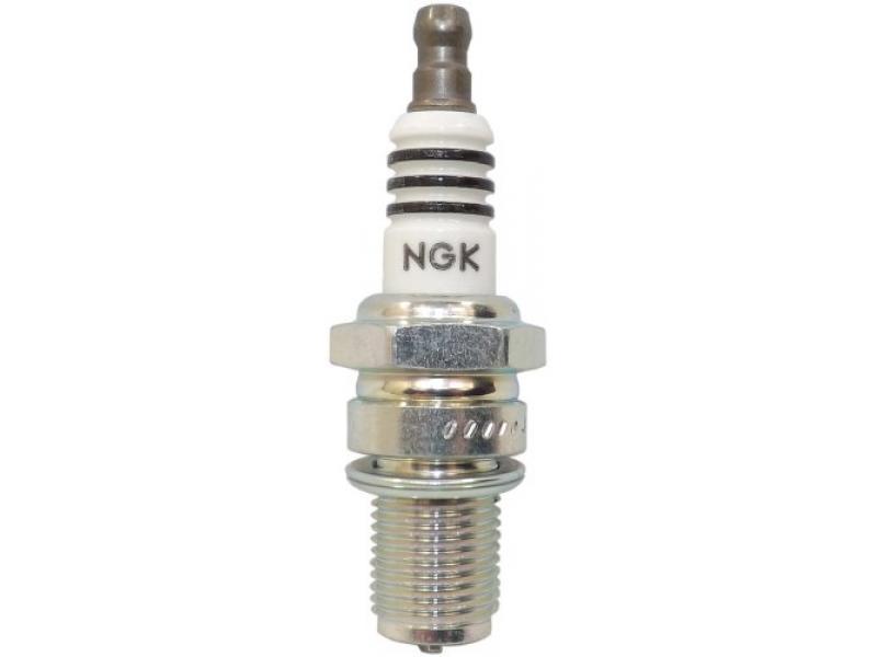 NGK DR8EIX Iridium IX Spark Plug, One Size