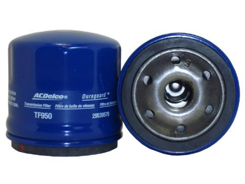 GM Genuine Parts TF950 Spin On Automatic Transmission Fluid Filter