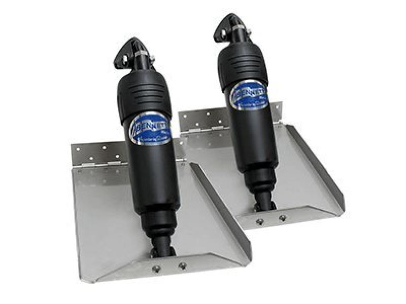 Bennett Marine BOLT912ED Bolt Electric Edge Mount Space Trim Tab Kit-9