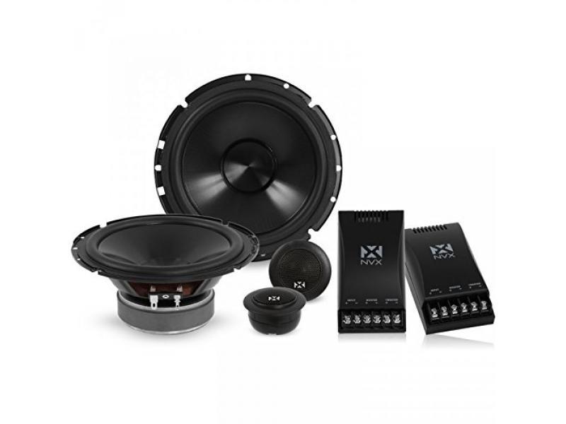 NVX VSP65KIT 6.5 2-Way V-Series Component Car Audio Speaker System