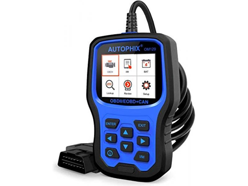 AUTOPHIX OM129 OBD2 Scanner Auto Code Reader