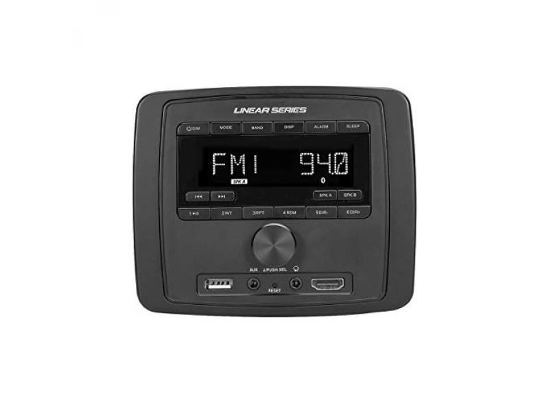 Magnadyne RV3000 Mount DECKLESS AM/FM/Bluetooth Multimedia Receiver