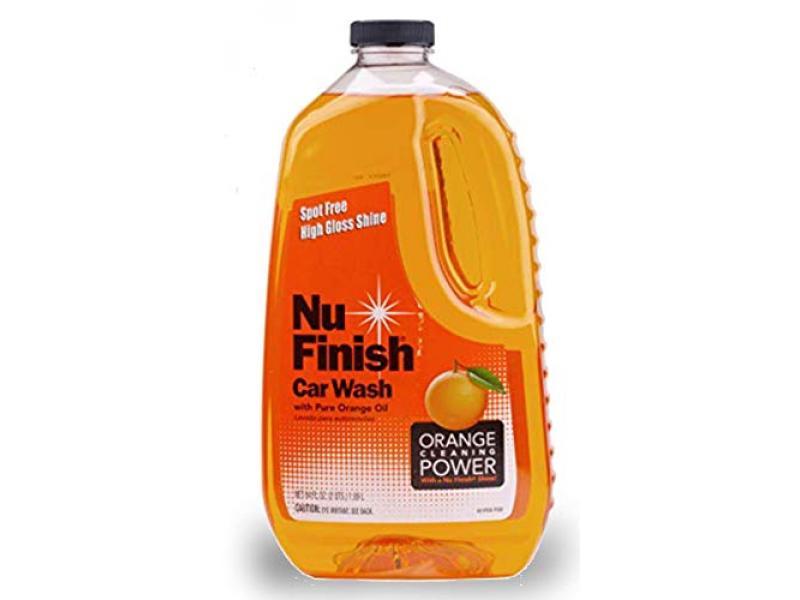 Nu Finish Wash Soap