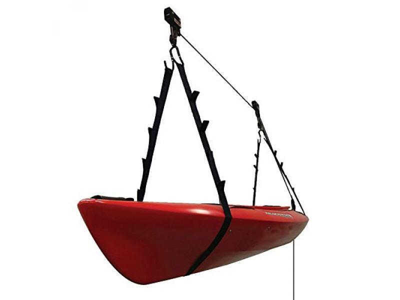 Extreme Max 3004.0204 Kayak/Canoe/Bike/Ladder Hoist & Lift