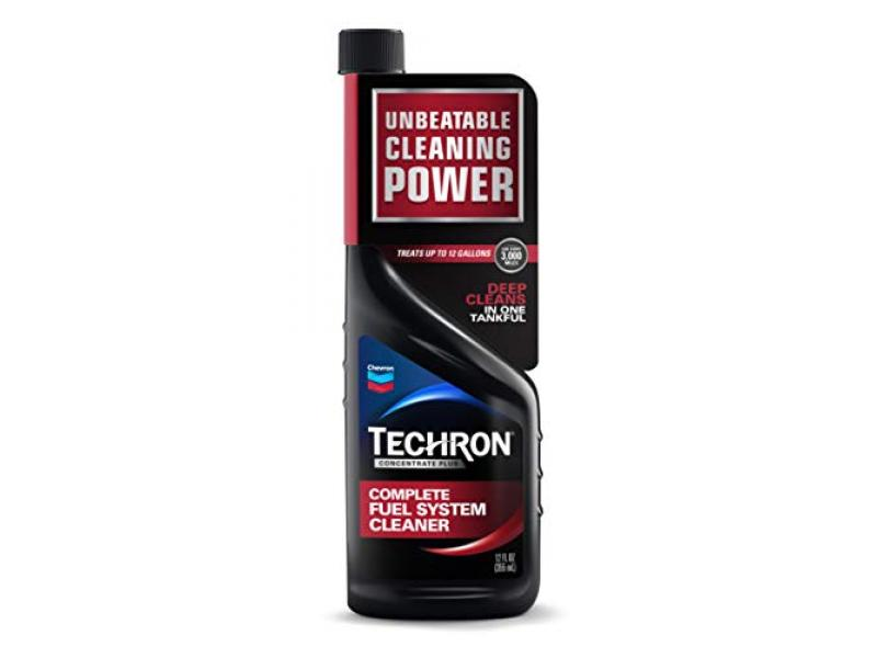 Chevron Techron Concentrate Plus Fuel System Cleaner